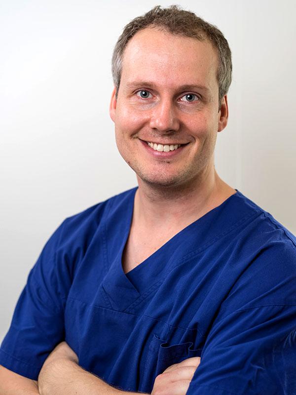 Dr Ben Kenny